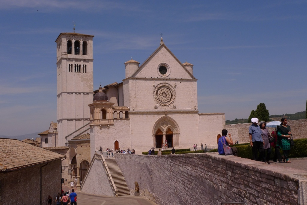 Assisi - the Basilica