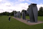 Anthony Caro's Promenade