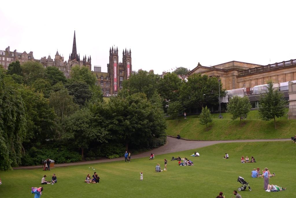 Assembly Edinburgh