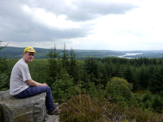 Kielder in Northumberland