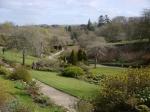 Wallington Hall - the walled garden