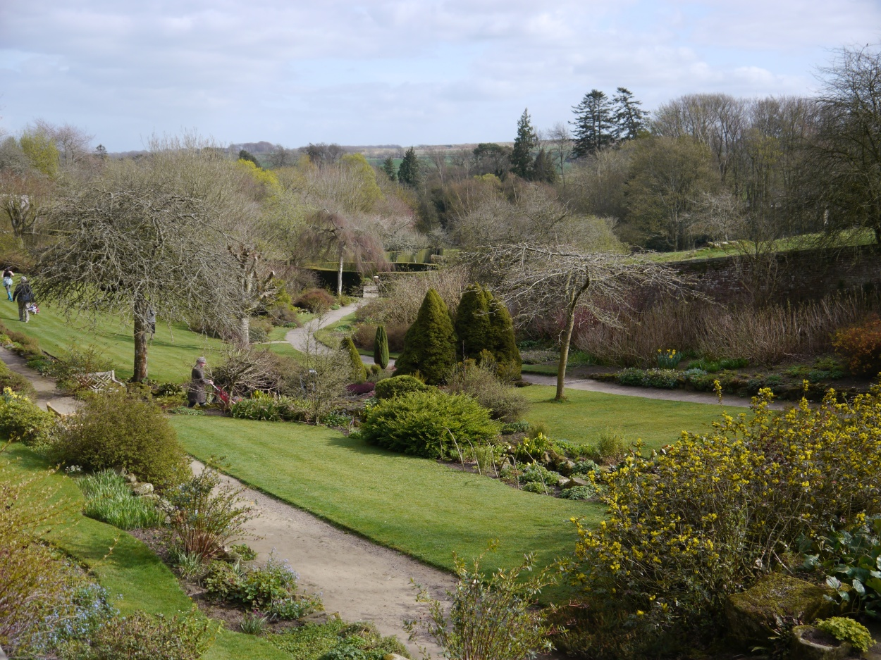 Wallington's Walled Garden