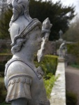 Wallington statuary