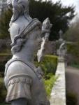 Wallington statuary