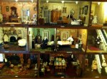 Dolls houses at Wallington