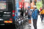 Tour cyclist