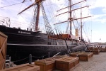 RRS Discovery - Scott's Antarctic trip 1901-1904