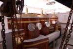 Below deck on RRS Discovery