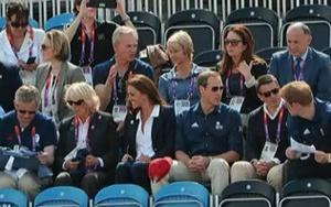 Royals at Olympics