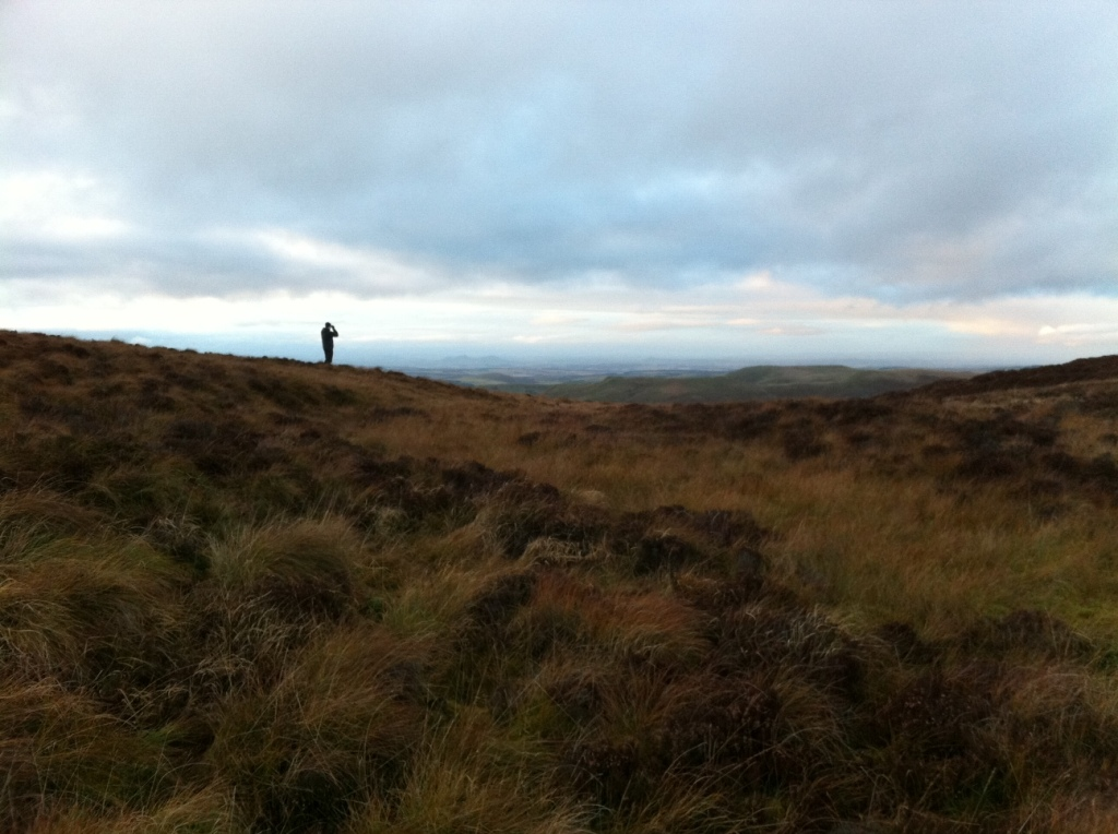 Scottish border