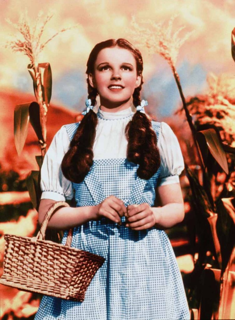Judy Garland, Dorothy
