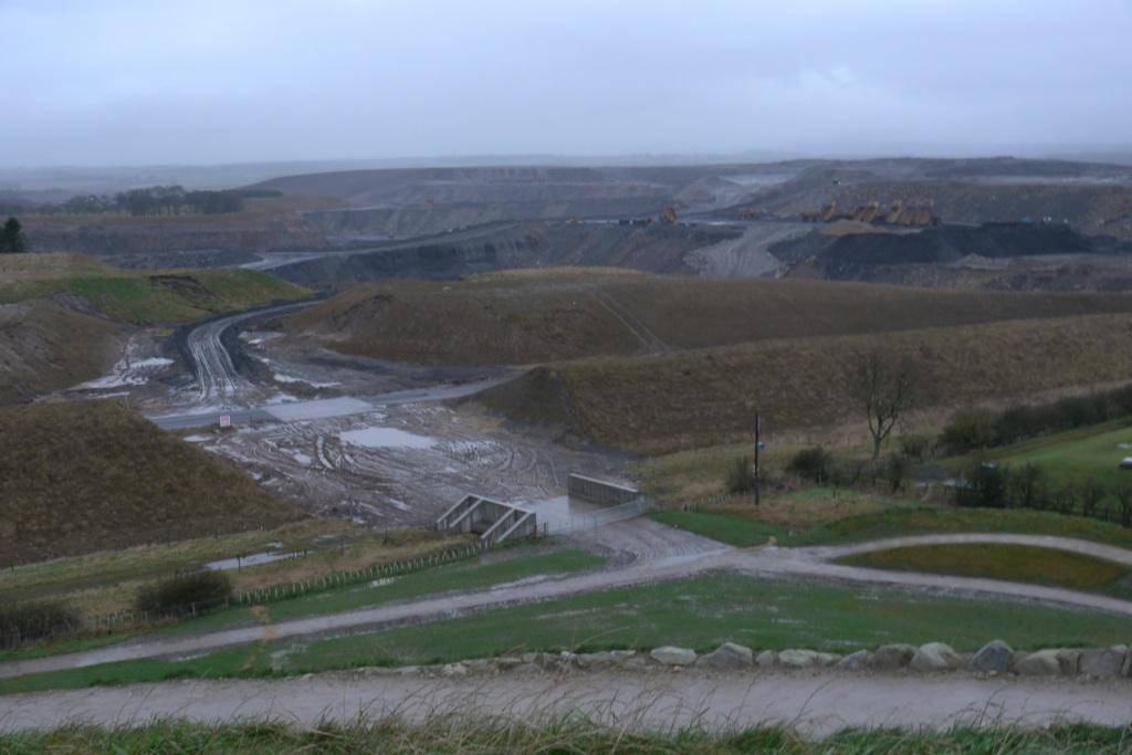 Blagdon Mine