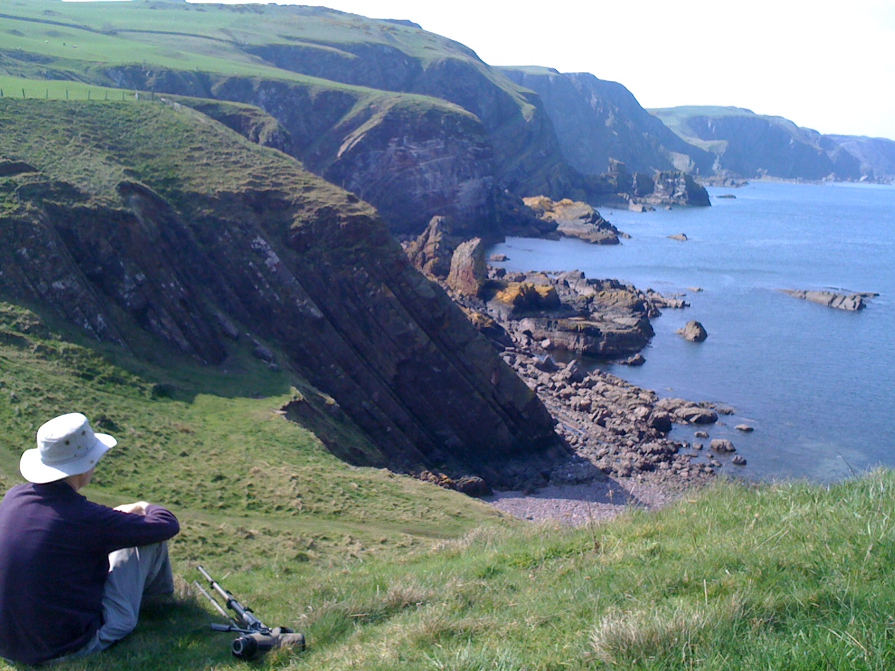 St Abbs Head - coastal retreat
