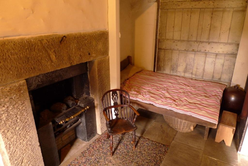 Cherrybrun - Bewick bedroom