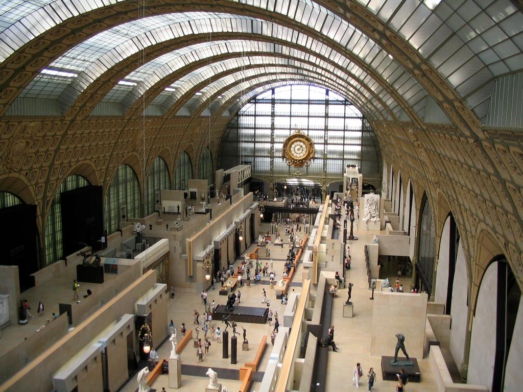 Gare d'Orsay - Paris