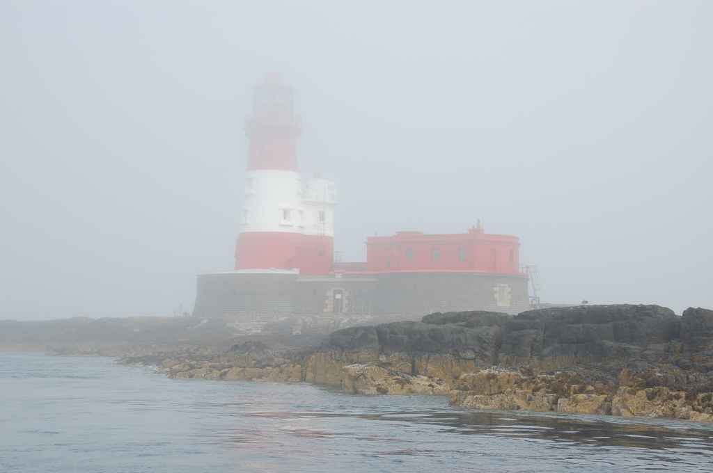 Lighthouse on the Farnes