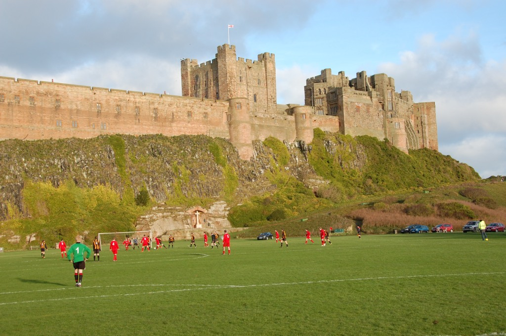 Bamburgh football