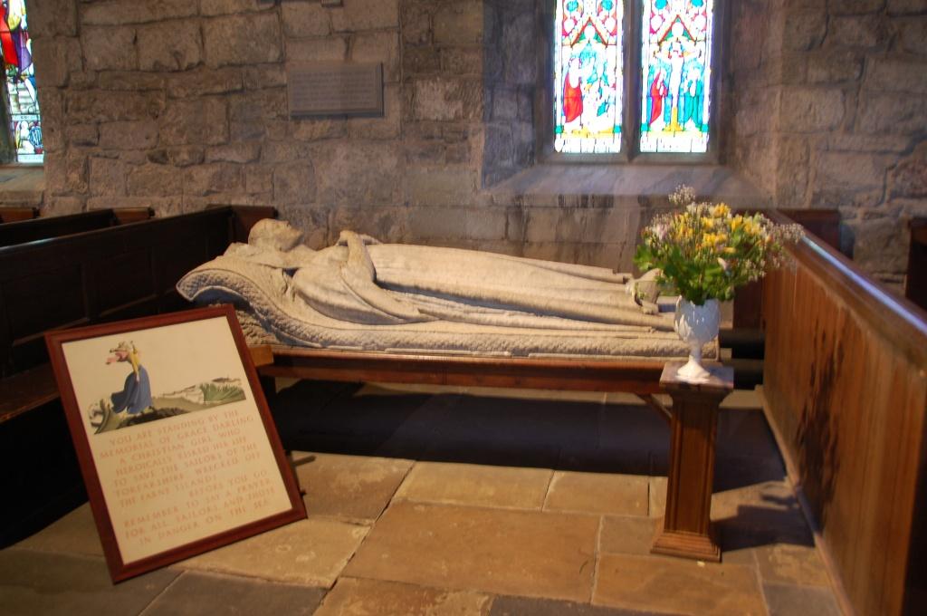 Memorial to Grace Darling