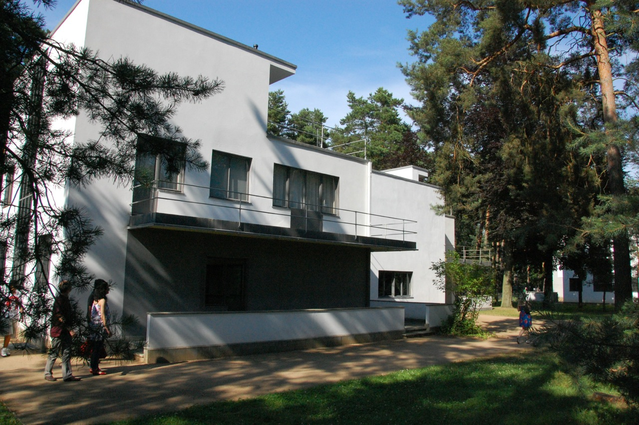 Dream homes walter gropius house tammy tour guide for Master house