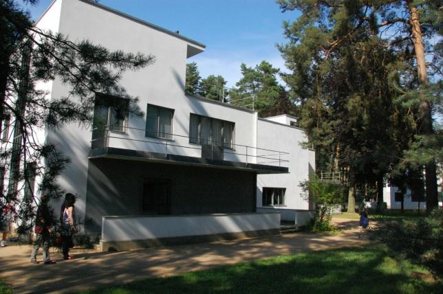Bauhaus master's house