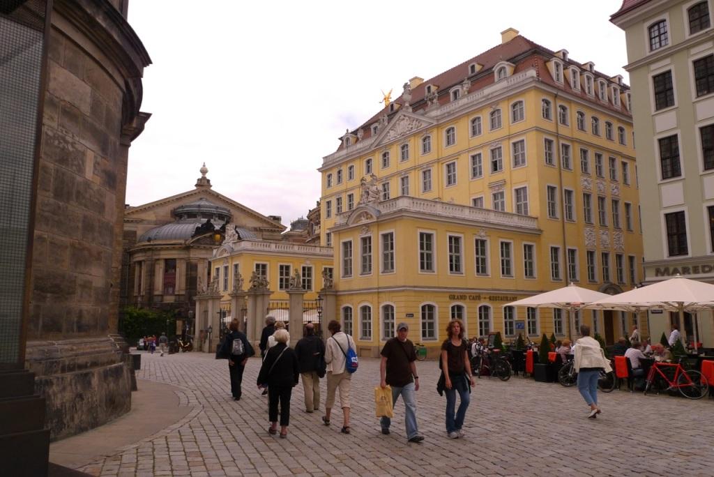 Dresden restored