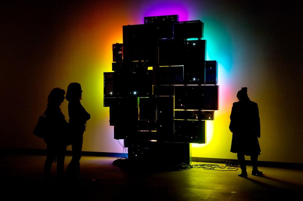 Light Show at Hayward Gallery