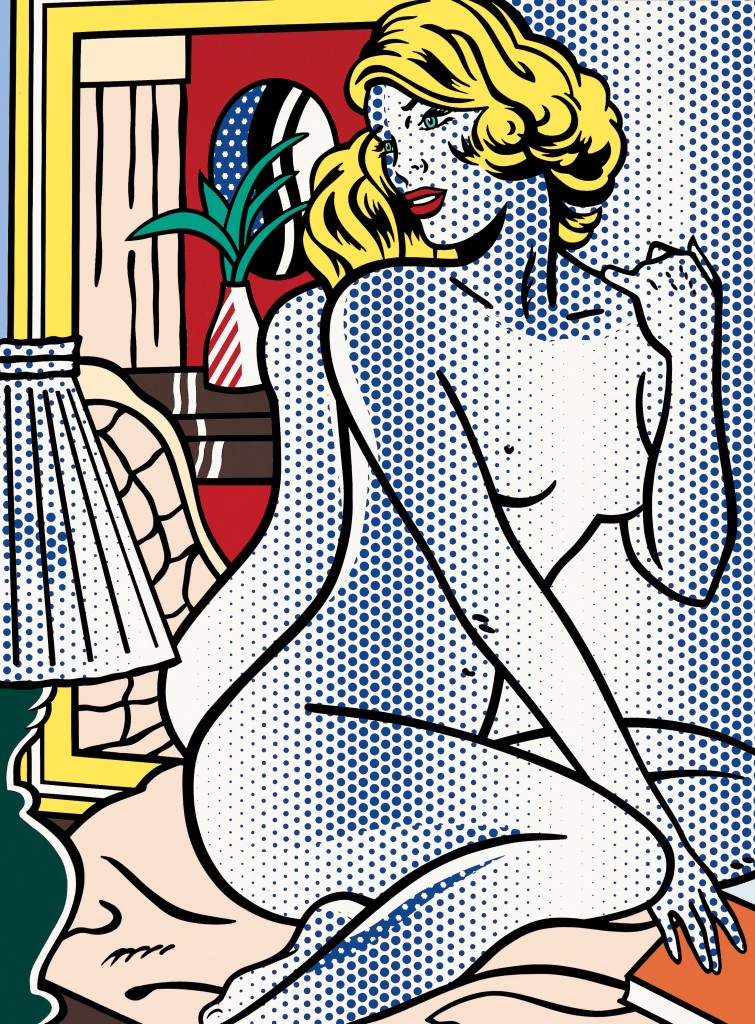 Lictenstein art work