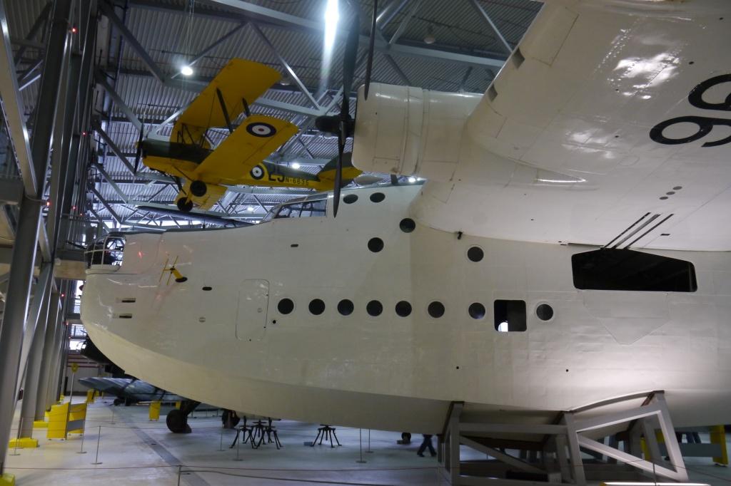 Sunderland plane