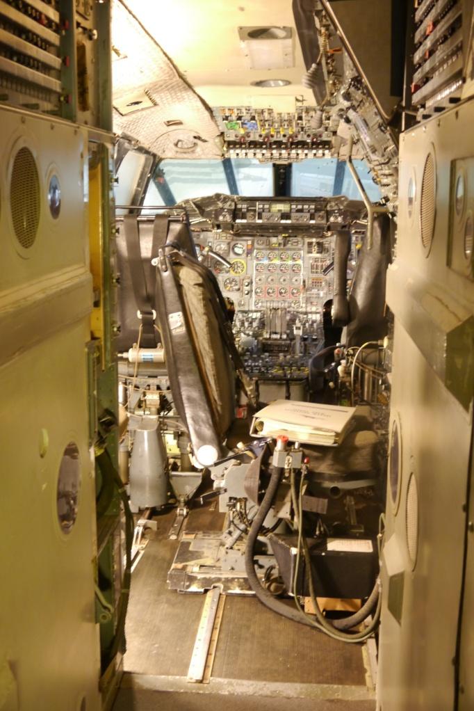 On board Concorde