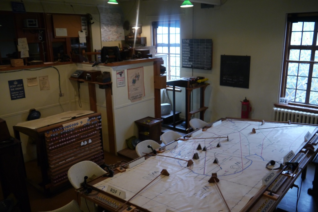 Operations Room at Duxford