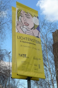 Lichtenstein at Tate Modern