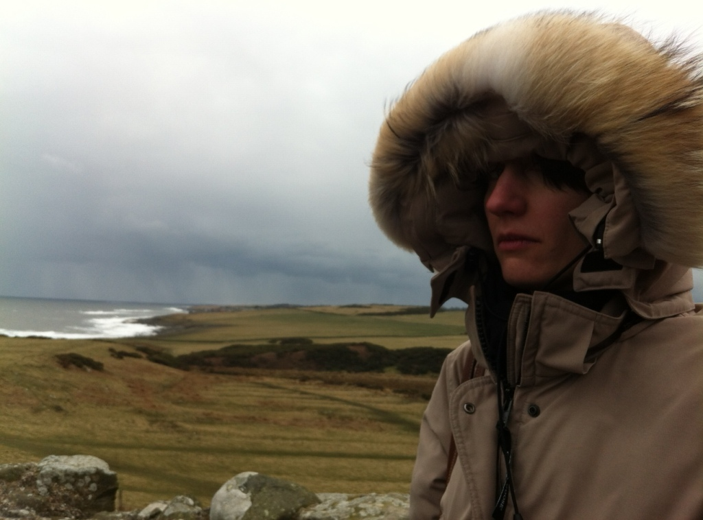 Cold at Craster