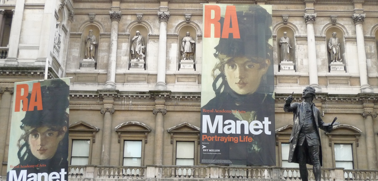 Manet at the Royal Academy
