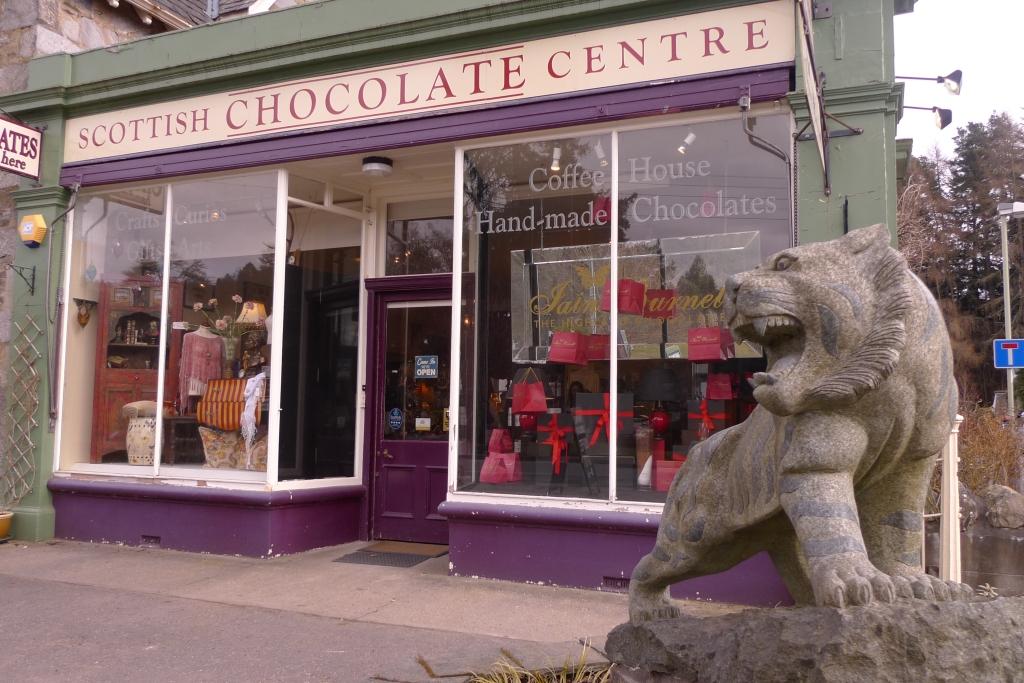 Chocolatier at Grandtully