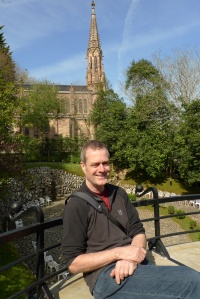 Tony in Comillas