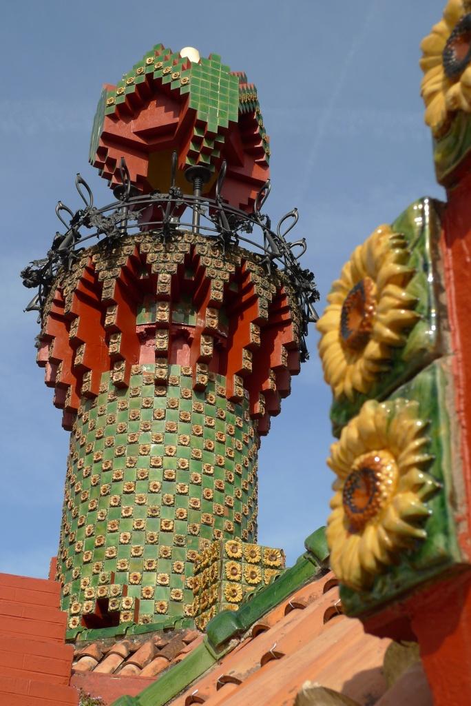 El Capricho Comales Gaudi