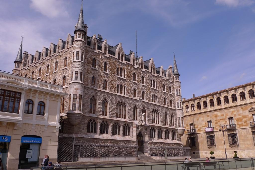 Gaudi Palace Leon