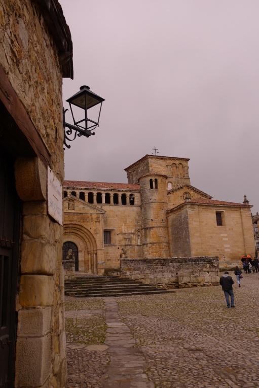 Santillana del Mar's Colegiata