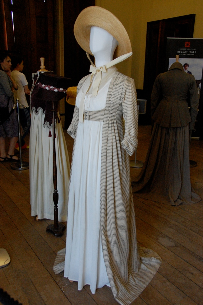 Exposition de costumes austeniens à Belsay Hall Dsc_6505