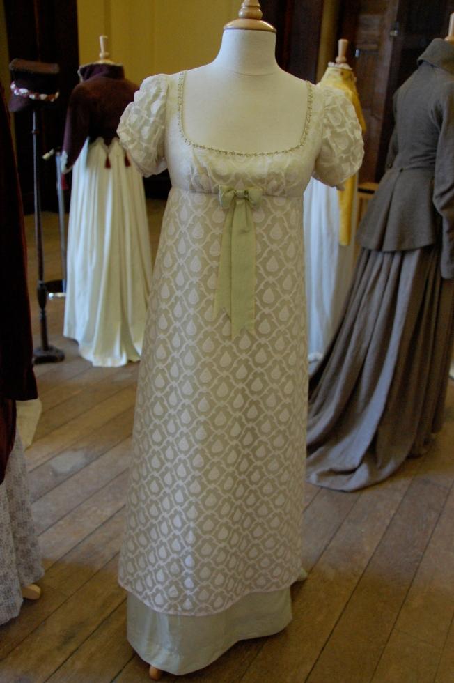 Exposition de costumes austeniens à Belsay Hall Dsc_6511