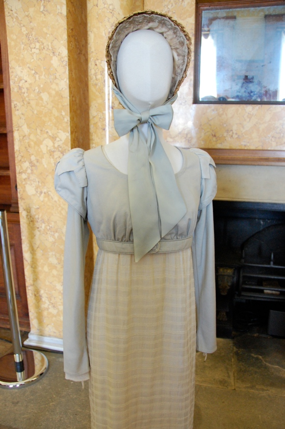 Exposition de costumes austeniens à Belsay Hall Dsc_6512