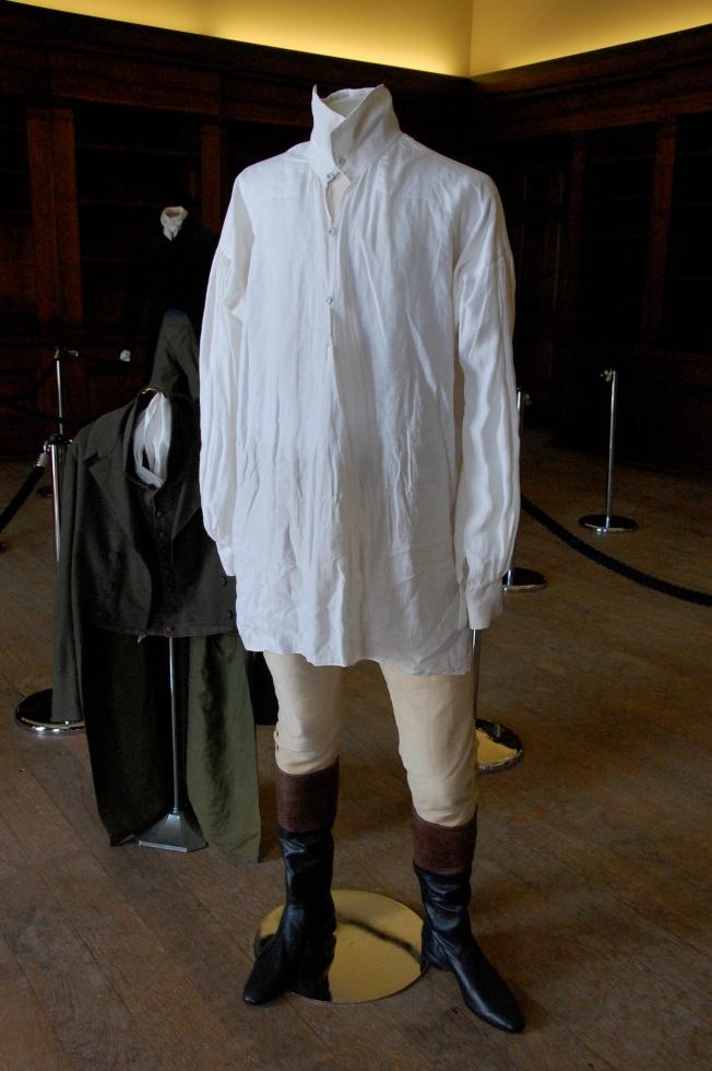 Exposition de costumes austeniens à Belsay Hall Dsc_6516