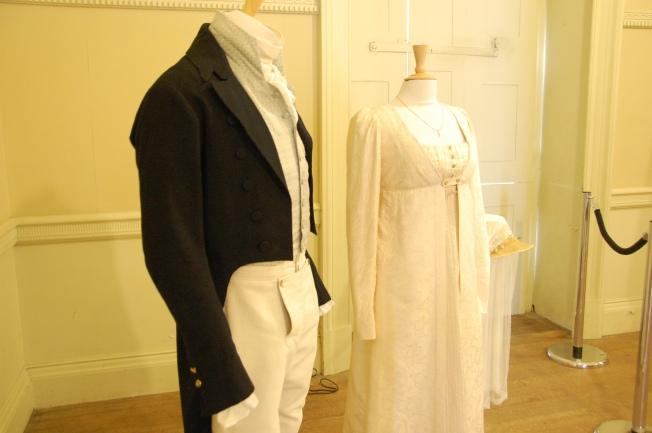 Exposition de costumes austeniens à Belsay Hall Dsc_6520