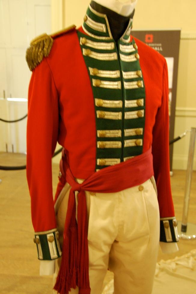 Exposition de costumes austeniens à Belsay Hall Dsc_6521