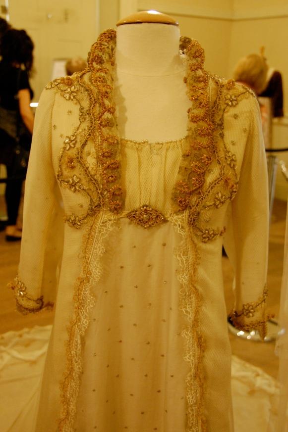 Exposition de costumes austeniens à Belsay Hall Dsc_6522