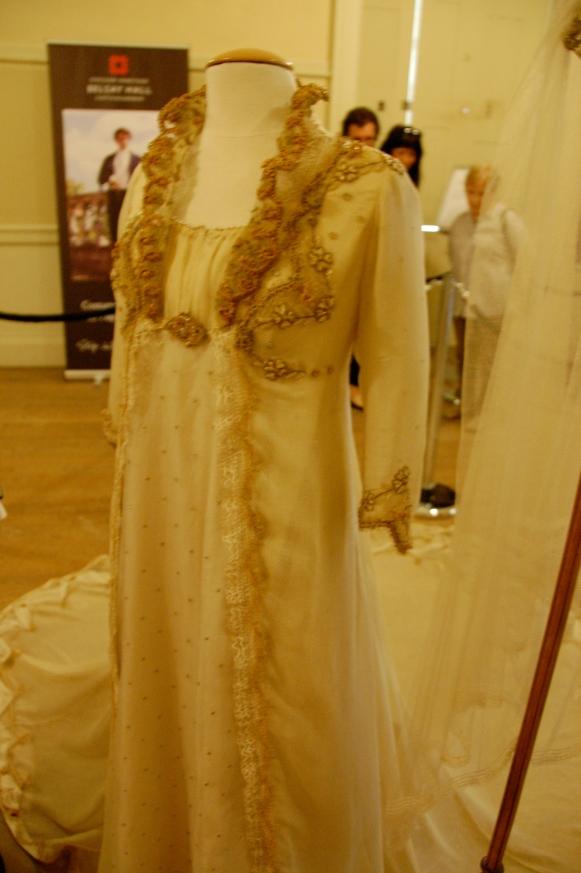 Exposition de costumes austeniens à Belsay Hall Dsc_6523