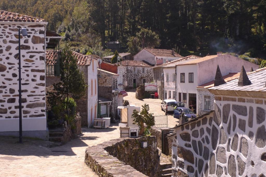 San Andres village