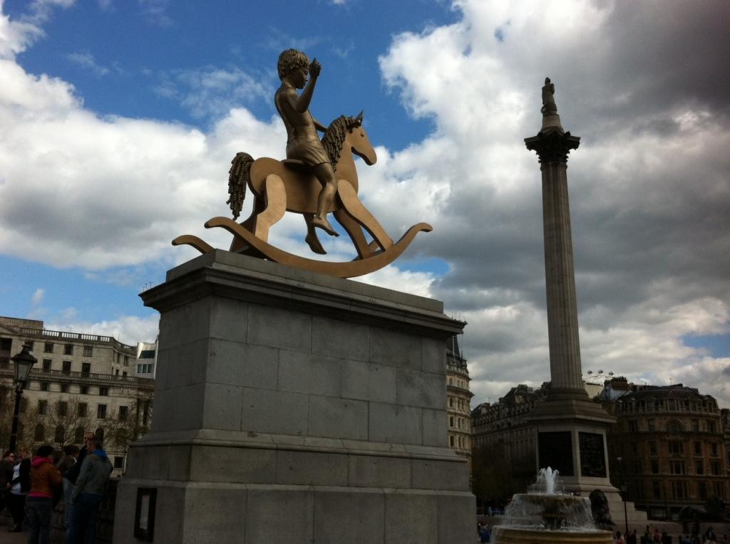 The Fourth Plinth London