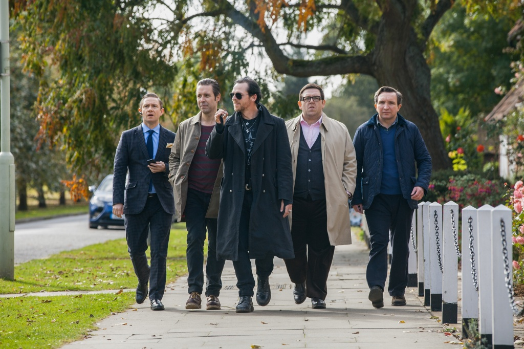 The World's End film