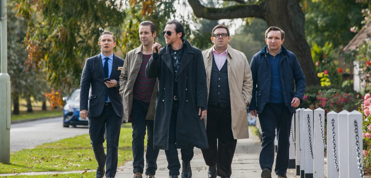 The World's End film c/o UIP Images